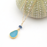 drop in the ocean necklace