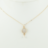 dreamy drop necklace
