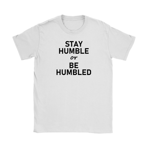 Stay Humble v2