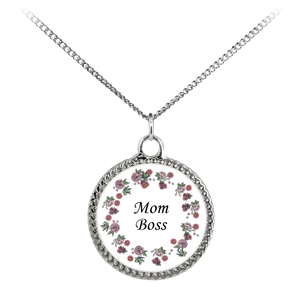 Mom Boss Necklace