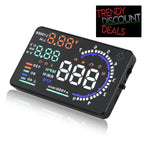 TrendyDiscountDeals™ | LED Car Display