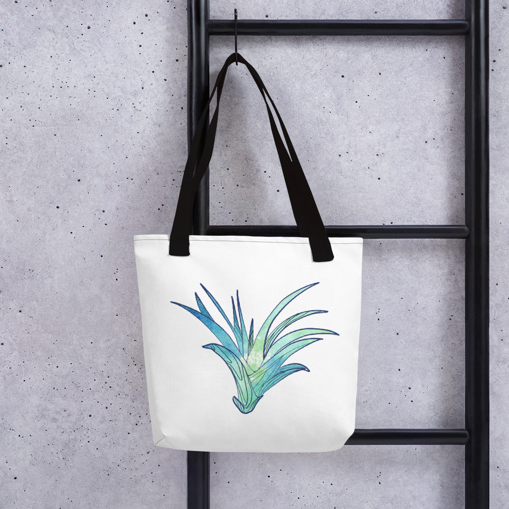 Cute Air Plant Inspired Tote bag