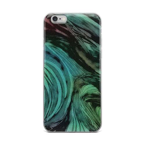 Creative Flow Abstract iPhone Case
