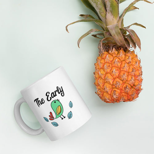 The Early Bird Mug