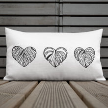 Heart to Heart Comfy Pillow