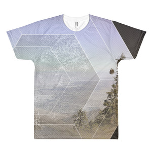 Abstract Nature Men's & Women's T-shirt