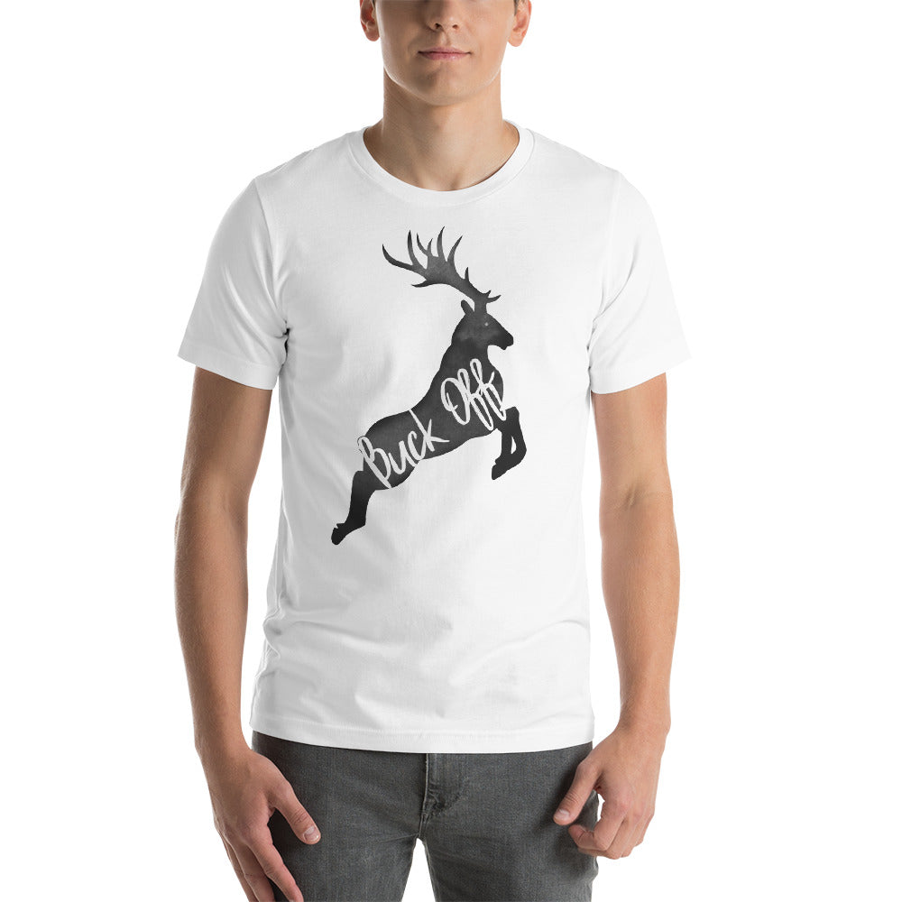 Buck Off Deer T-Shirt