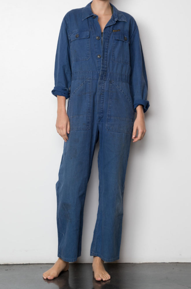 Vintage Workwear Coveralls