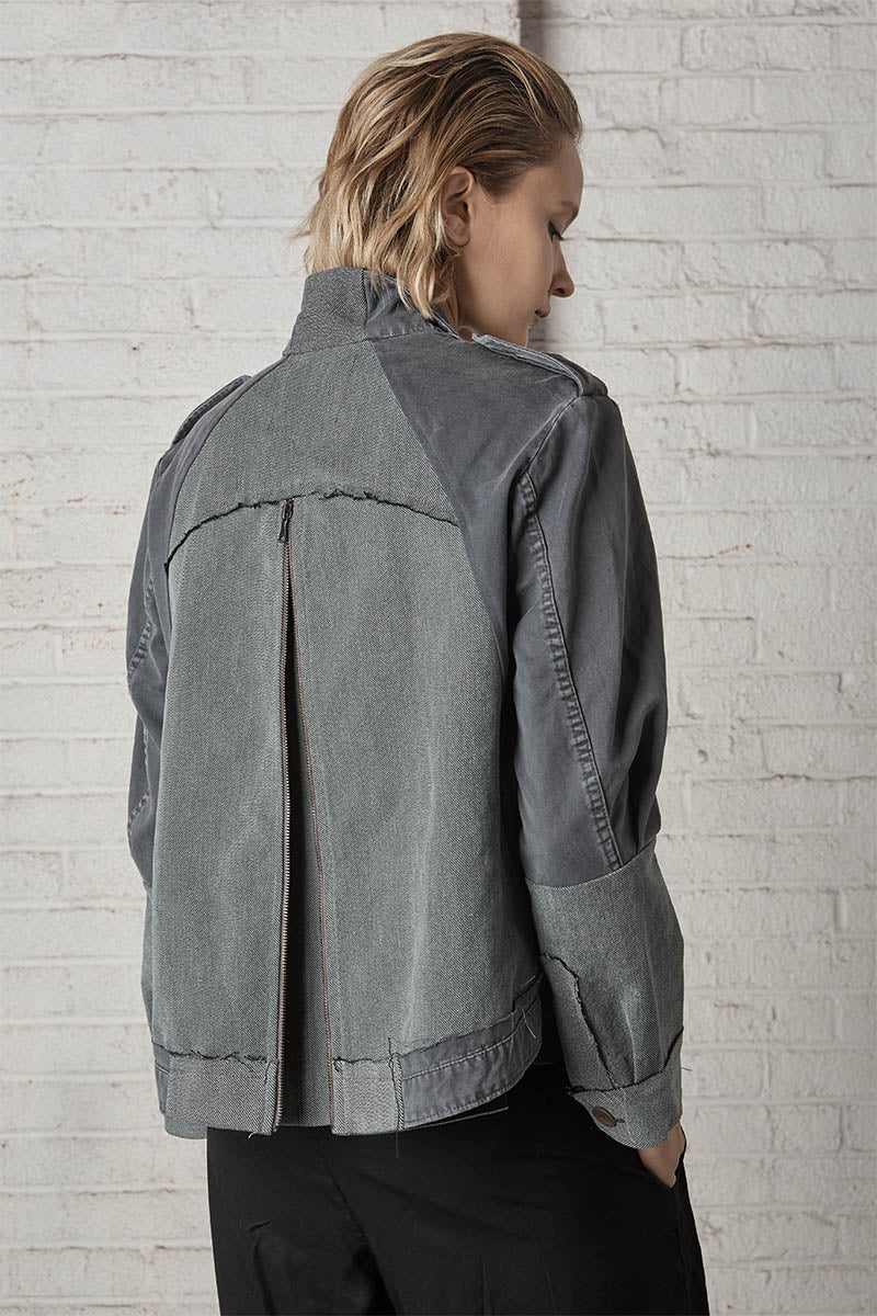 Guernica Upcycled Coat