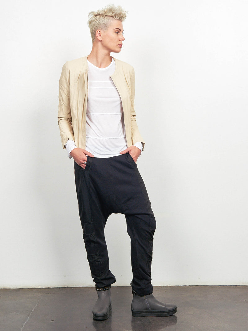 Union Jogger Pants Black