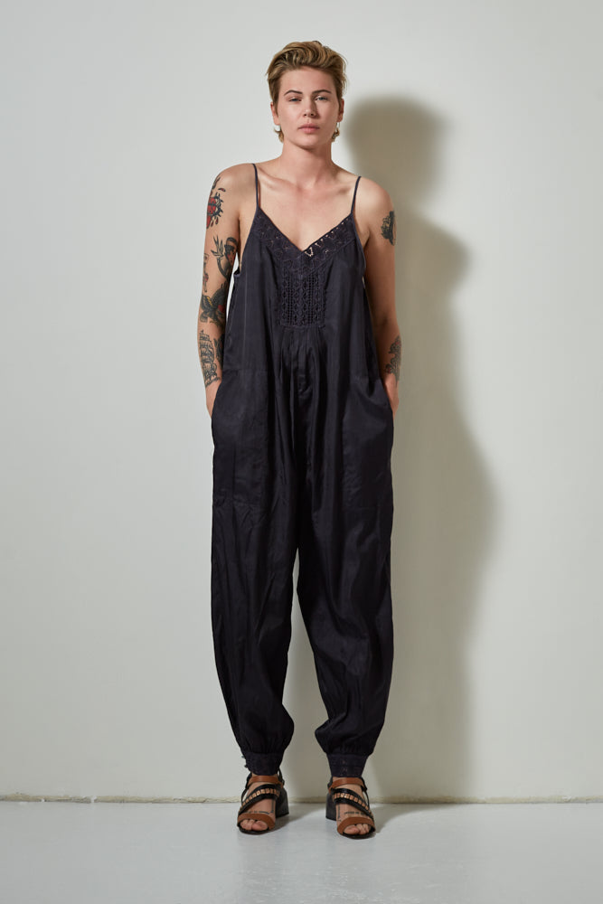 PFEIFFER JUMPSUIT- INK