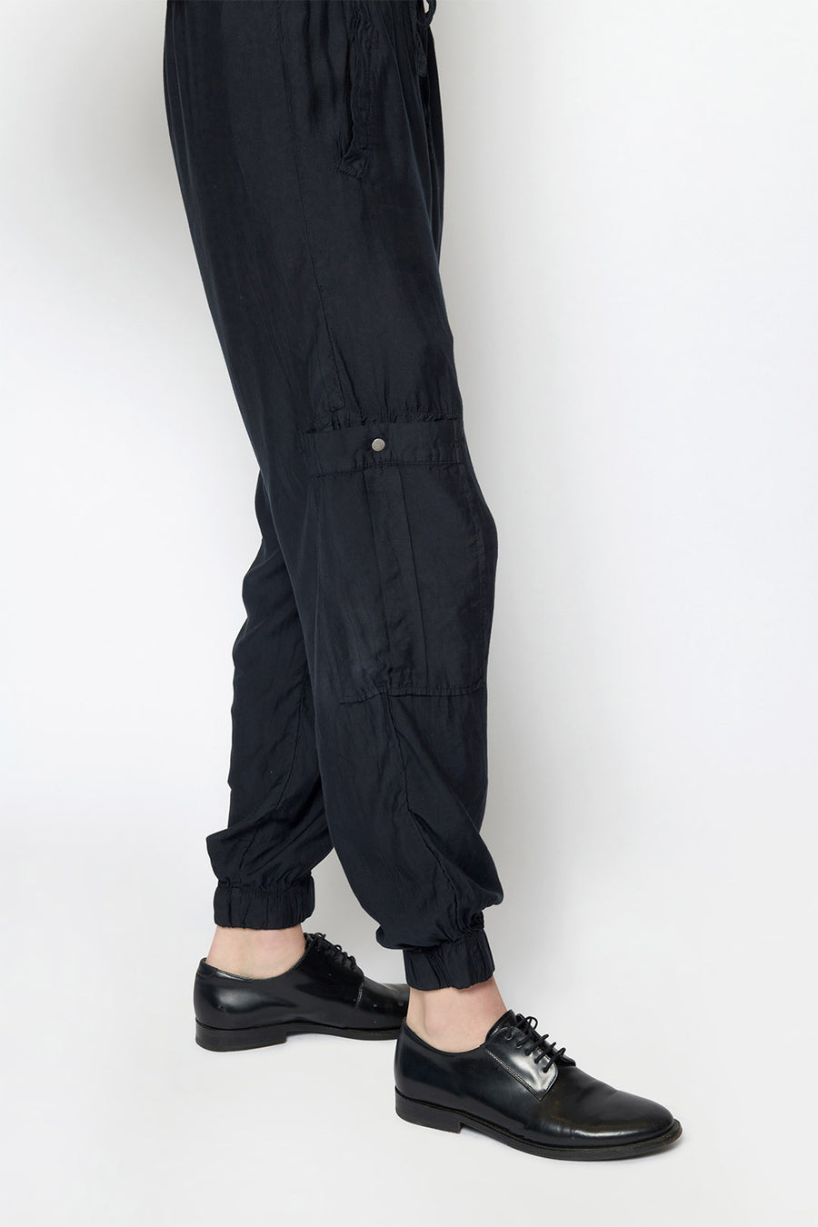 TWILIGHT JOGGER PANT, BLACK