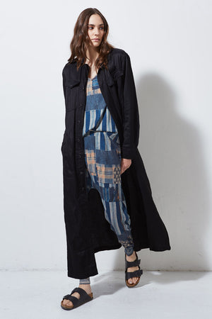 CORE COAT , BLK