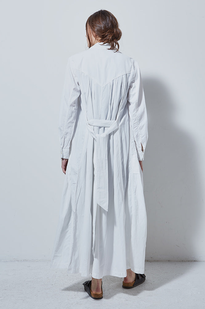 CORE COAT , WHITE