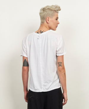 Breathe Tee White