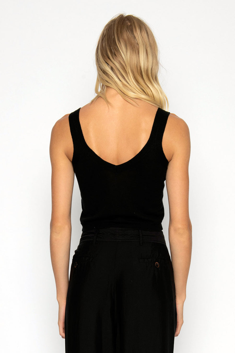 ROXY MINI CAMI- BLACK