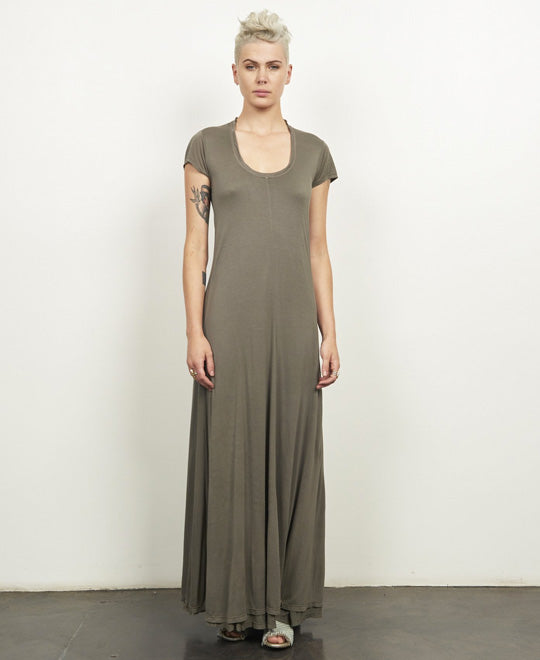 4 Directions Maxi Dress - Jungle