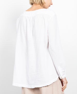 White Shirt Long Sleeve