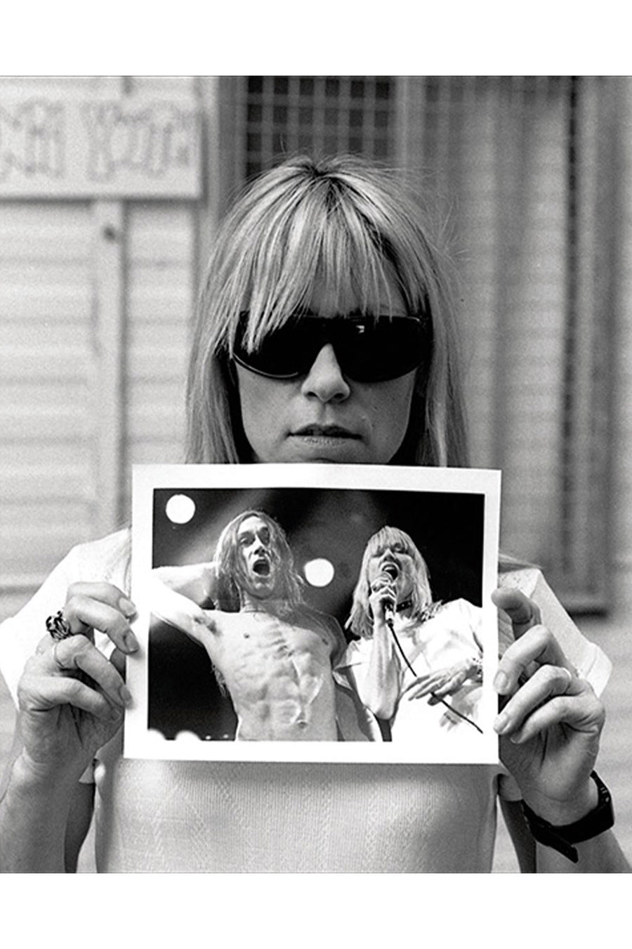KIM GORDON NO ICON