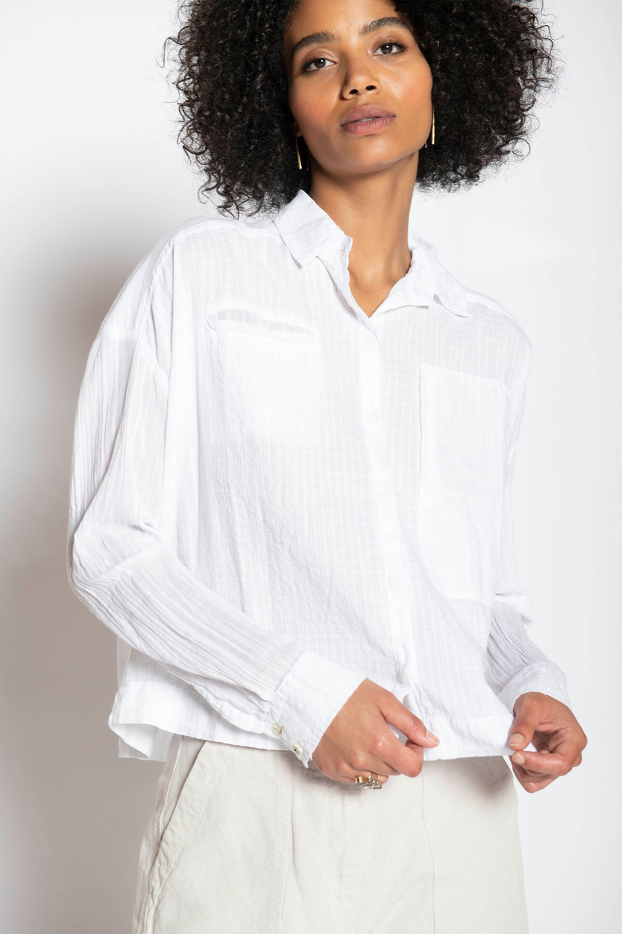 BOB JAPANESE COTTON SHIRT