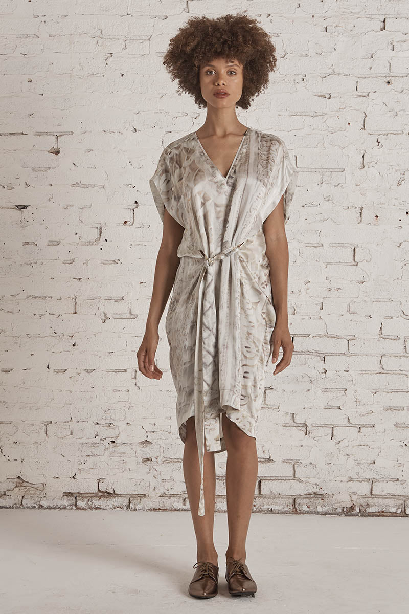 Valetta Cocoon Dress