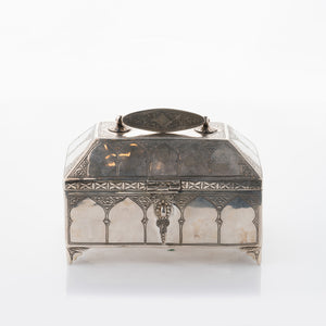 Sterling Silver Dowry Box