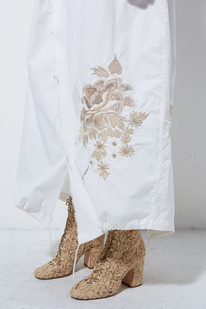 CATALINA EMBROIDERED SKIRT/DRESS