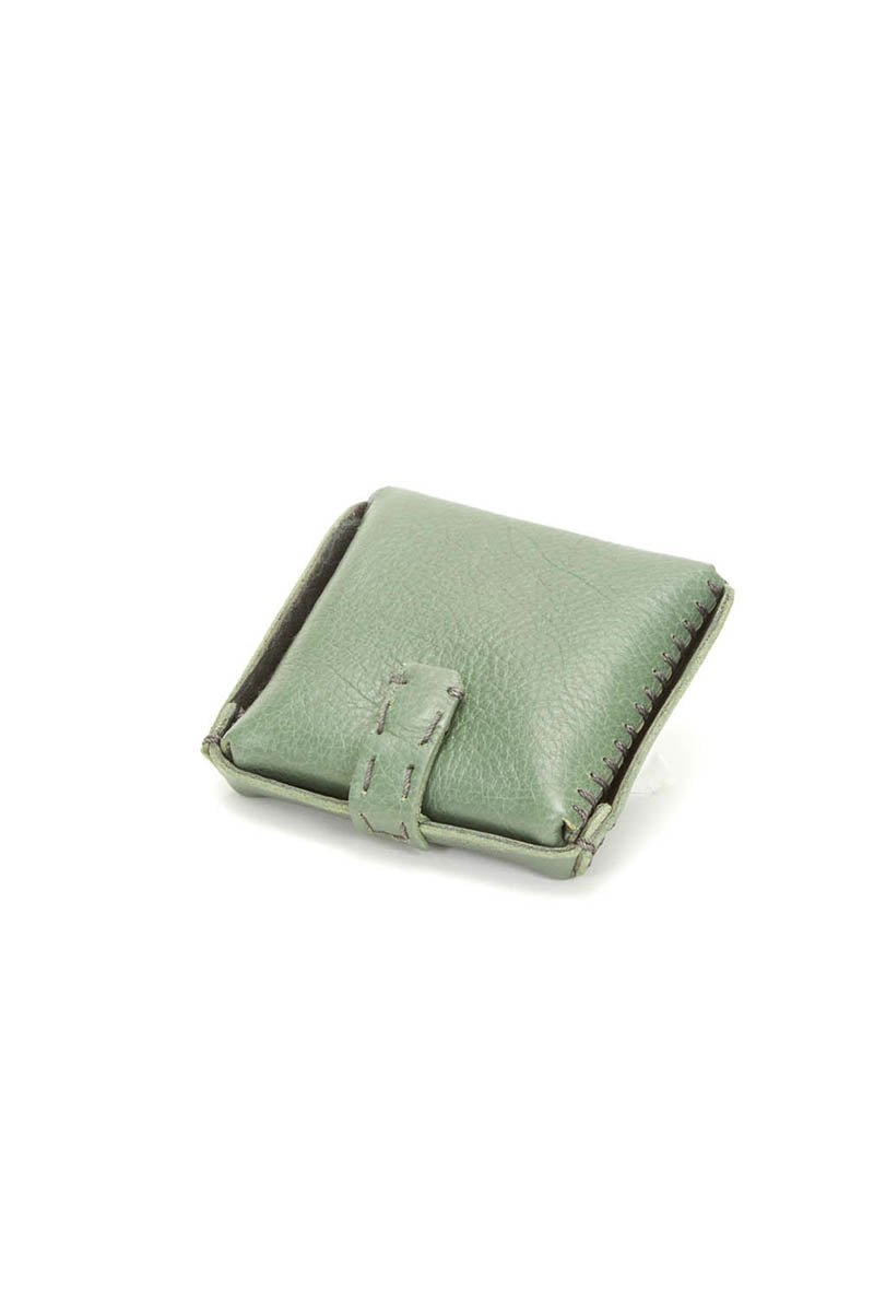 Henry Beguelin Coin Purse Pouch Aloe