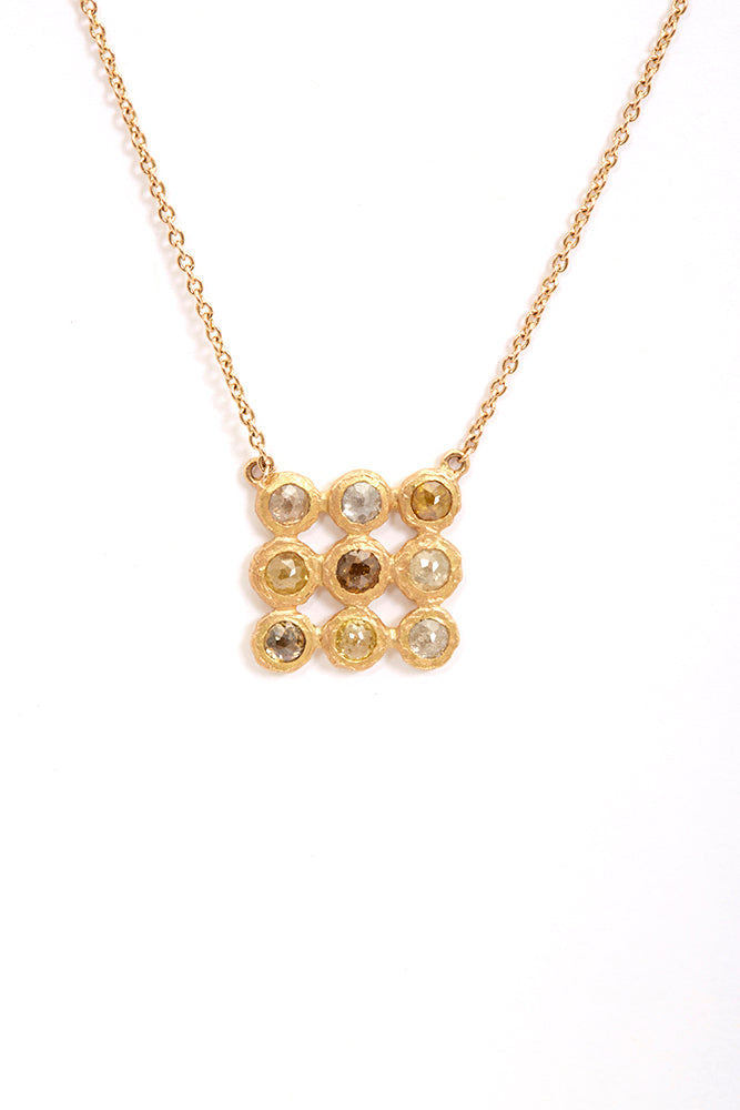 Hope Diamond Necklace | Burning Torch Jewelry