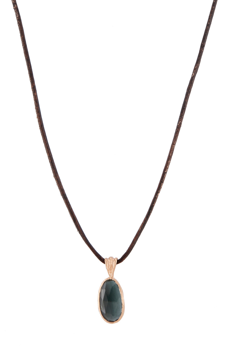 Umi Cerulean Tourmaline Necklace