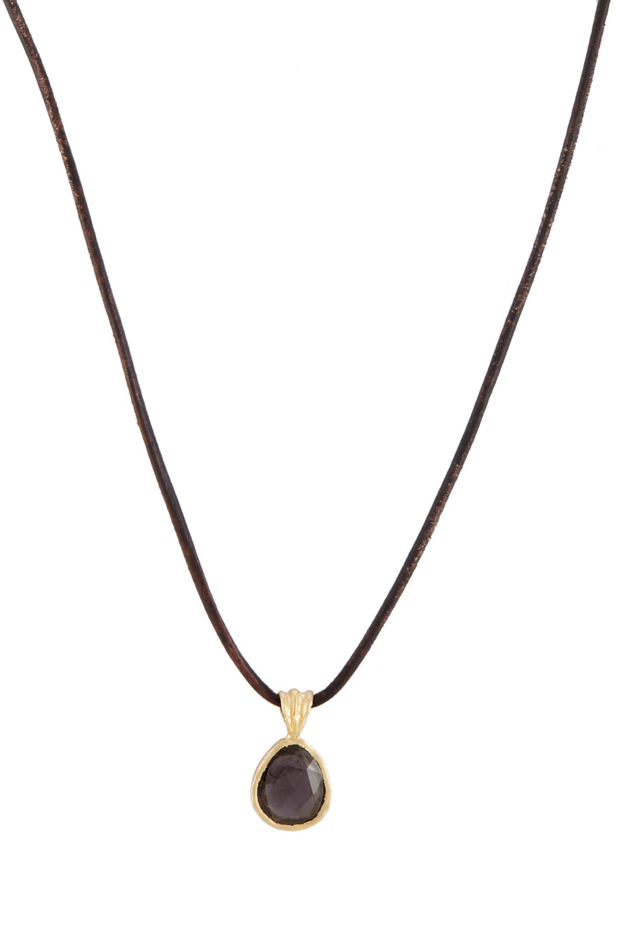 Umi Grey Tourmaline Necklace