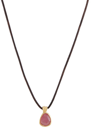 Umi Ruby Necklace