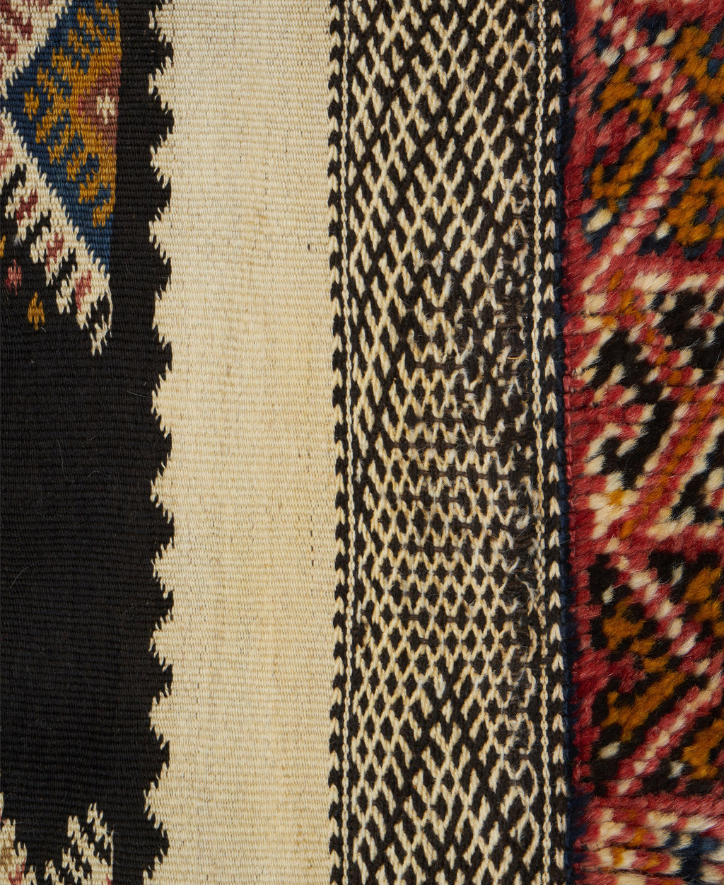 1970s Marrakesh Handwoven Rug