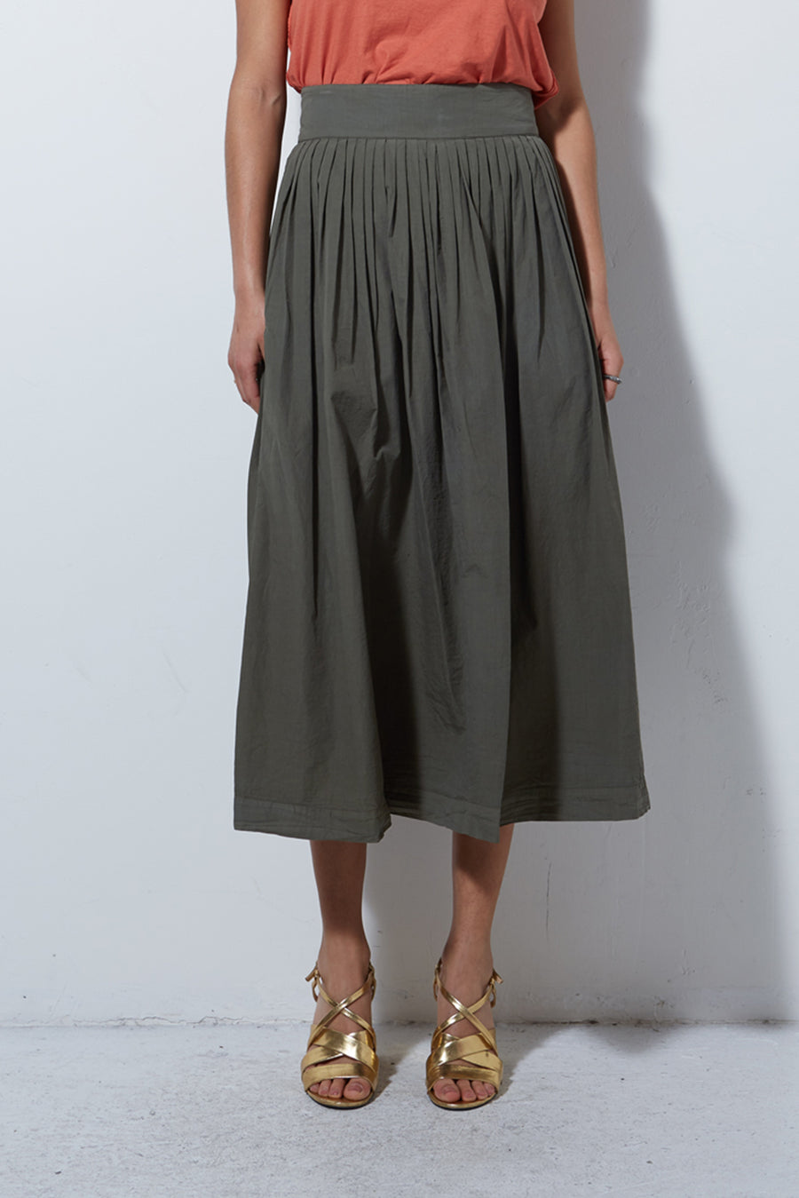 DOHENY SKIRT, ARMY