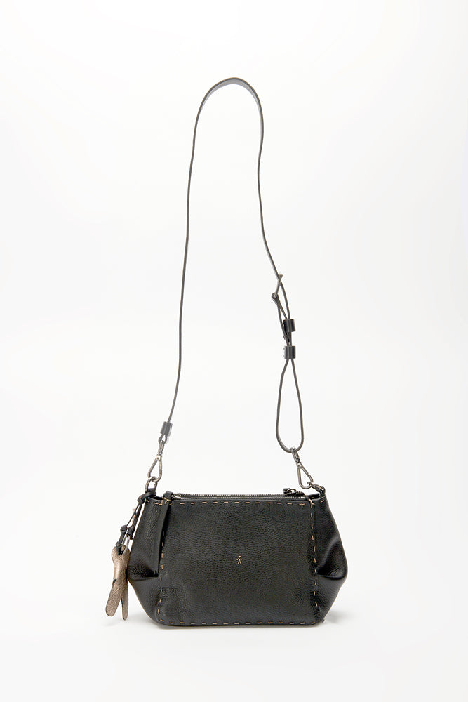 HENRY BEGUELIN SMALL BAG, BLACK
