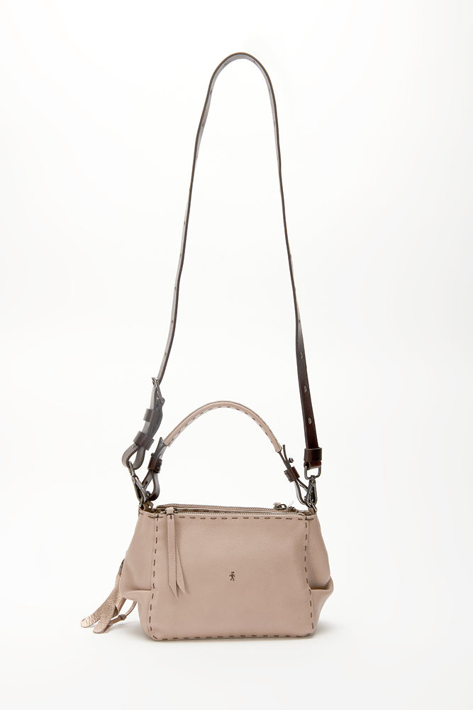 HENRY BEGUELIN SMALL BAG, MAUVE