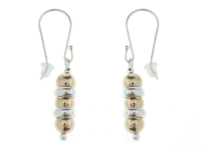 Seoidin classic drop earrings