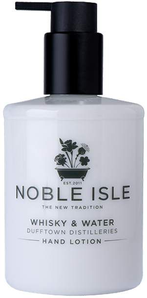 Whisky and Water Hand Lotion