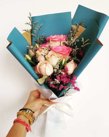 Jay - The Exquisitely Beautiful Bouquet.