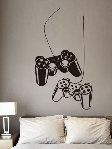 Gamepad Wall Sticker