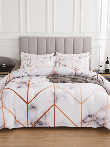 Geometric & Marble Pattern Sheet Set