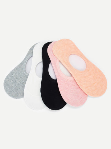 Invisible Socks 5pairs | Amy's Cart Singapore