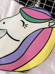 Kids Unicorn Design Chain Bag | Amy's Cart Singapore