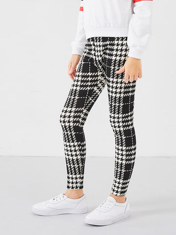 Girls Plaid Pants | Amy's Cart Singapore