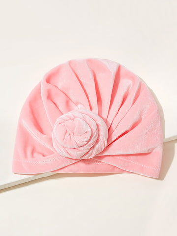 Baby Knot Decor Turban Hat | Amy's Cart Singapore