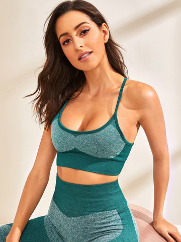 Criss Cross Back Sports Bra | Amy's Cart Singapore