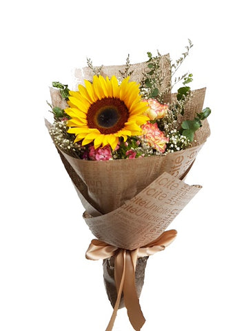 Sunflowers Bouquet | Amy's Cart Singapore