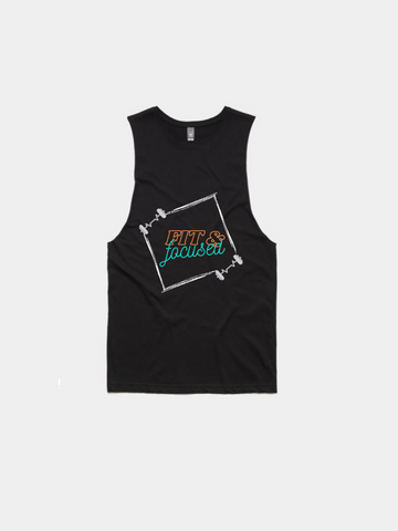 Fit & Focused - Men's Tank