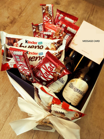 The Beer and Chocolate Gift Box