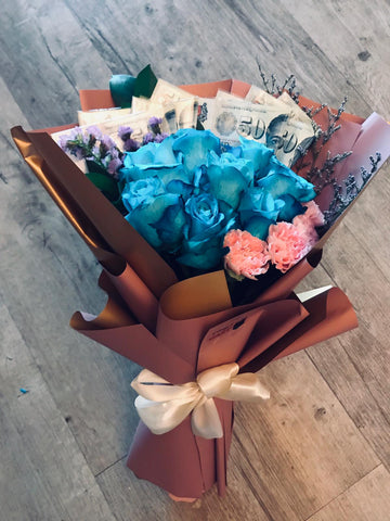 Oceano the floral & note bouquet